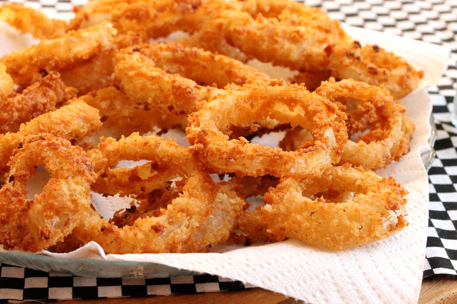 Crispy Onion Rings   Coupon Clipping Cook